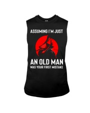 I'm Just An Old Man Sleeveless Tee thumbnail