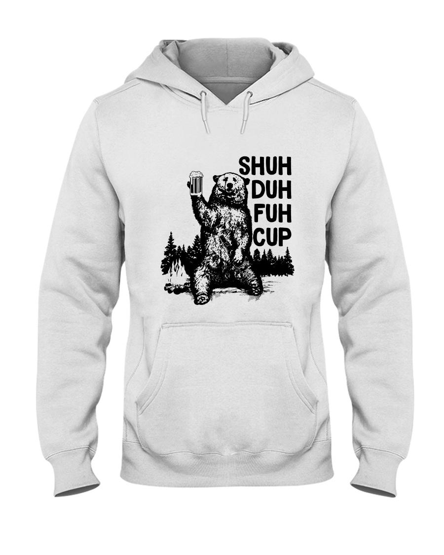 Shuh Duh Fuh Cup Hooded Sweatshirt