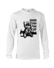 Shuh Duh Fuh Cup Long Sleeve Tee thumbnail