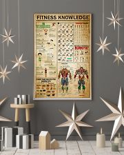 Fitness Knowledge 11x17 Poster lifestyle-holiday-poster-1