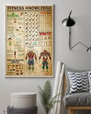 Fitness Knowledge 11x17 Poster lifestyle-poster-1