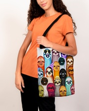 Love Sloth All-over Tote aos-all-over-tote-lifestyle-front-07