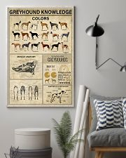 Greyhound Knowledge 11x17 Poster lifestyle-poster-1