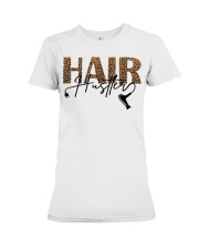 Hair Hustler Premium Fit Ladies Tee thumbnail