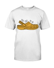 You Croc Me Up Premium Fit Mens Tee thumbnail