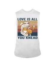 Love Is All You Knead Sleeveless Tee thumbnail
