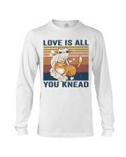 Love Is All You Knead Long Sleeve Tee thumbnail