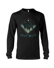 Stay Wild Long Sleeve Tee thumbnail