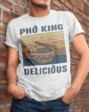 Pho King Delicious Classic T-Shirt apparel-classic-tshirt-lifestyle-26