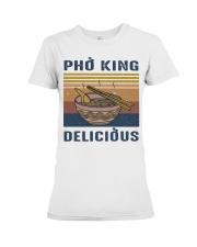 Pho King Delicious Premium Fit Ladies Tee thumbnail