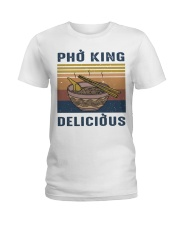 Pho King Delicious Ladies T-Shirt tile