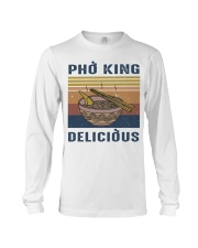 Pho King Delicious Long Sleeve Tee tile