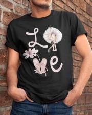 Love Ballet Classic T-Shirt apparel-classic-tshirt-lifestyle-26