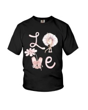 Love Ballet Youth T-Shirt thumbnail
