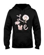 Love Ballet Hooded Sweatshirt thumbnail