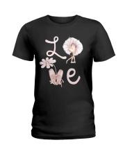 Love Ballet Ladies T-Shirt thumbnail