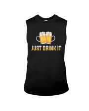 Just Drink It Sleeveless Tee thumbnail