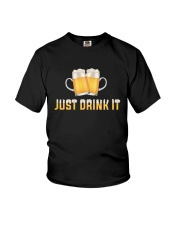 Just Drink It Youth T-Shirt thumbnail