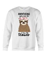 Anything You Can Do Crewneck Sweatshirt thumbnail