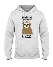Anything You Can Do Hooded Sweatshirt thumbnail