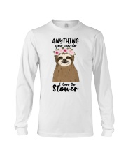 Anything You Can Do Long Sleeve Tee thumbnail