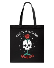 She Is A Killer Queen Tote Bag thumbnail