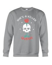 She Is A Killer Queen Crewneck Sweatshirt thumbnail
