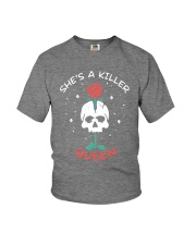 She Is A Killer Queen Youth T-Shirt thumbnail