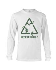 Keep It Simple Long Sleeve Tee thumbnail