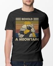Behold A Meowtain Classic T-Shirt lifestyle-mens-crewneck-front-13