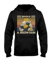Behold A Meowtain Hooded Sweatshirt thumbnail