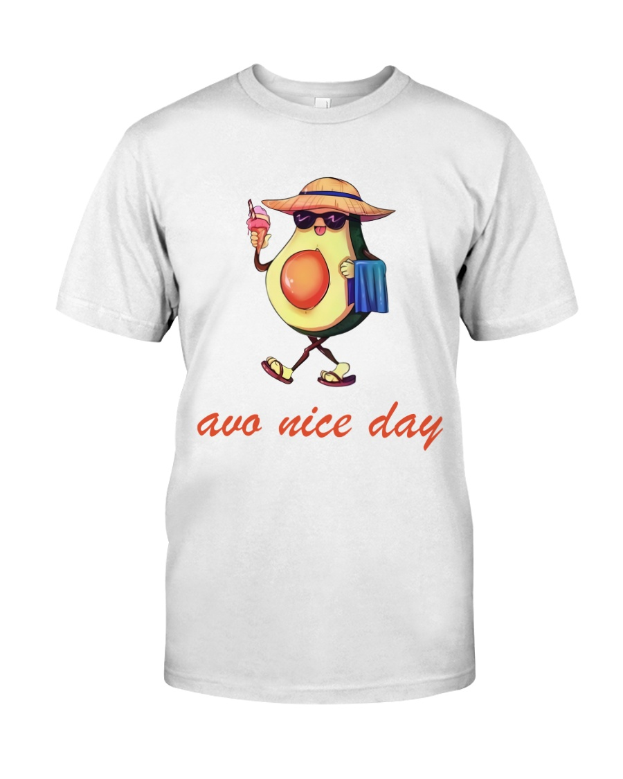 Avo Nice Day Classic T-Shirt