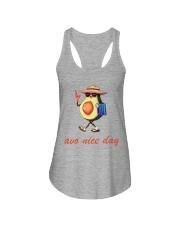 Avo Nice Day Ladies Flowy Tank thumbnail
