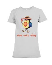 Avo Nice Day Premium Fit Ladies Tee thumbnail