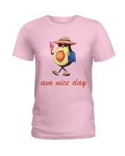 Avo Nice Day Ladies T-Shirt thumbnail