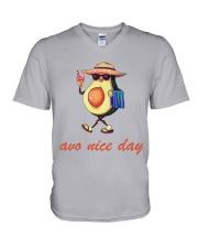 Avo Nice Day V-Neck T-Shirt thumbnail