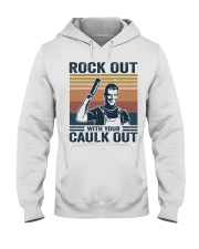 Rock Out With Our Caulk Out Hooded Sweatshirt thumbnail