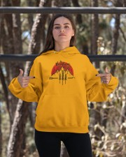 The Mountains Are Calling Hooded Sweatshirt apparel-hooded-sweatshirt-lifestyle-05