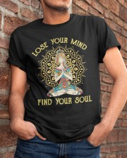 Lose Your Mind Find My Soul Classic T-Shirt apparel-classic-tshirt-lifestyle-26