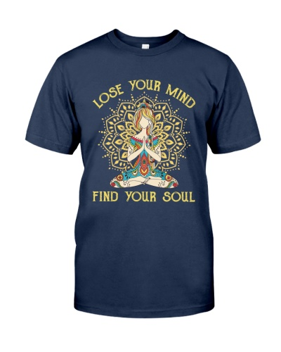 Lose Your Mind Find My Soul