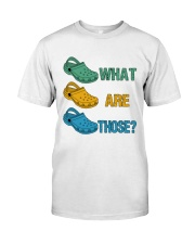 What Are Those Premium Fit Mens Tee thumbnail
