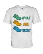 What Are Those V-Neck T-Shirt thumbnail