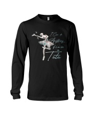 I Can Do Anything Long Sleeve Tee thumbnail