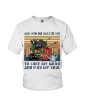 And Into The Garden Youth T-Shirt thumbnail