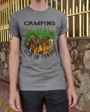 Camping It's In Tennis Classic T-Shirt apparel-classic-tshirt-lifestyle-21