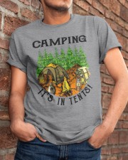 Camping It's In Tennis Classic T-Shirt apparel-classic-tshirt-lifestyle-26