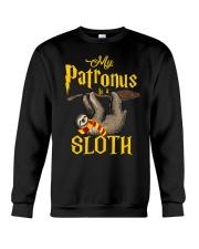 My Patronus Sloth Crewneck Sweatshirt thumbnail