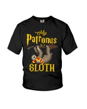 My Patronus Sloth Youth T-Shirt thumbnail