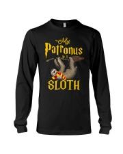 My Patronus Sloth Long Sleeve Tee thumbnail