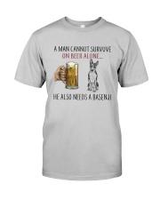 Basenji Classic T-Shirt front